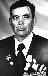 Мемориальная доска Виктору Петровичу Камчугову