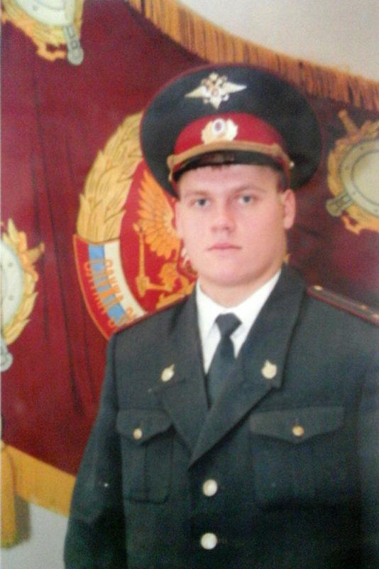 Мемориальная доска Константину Алексеевичу Евдомашко