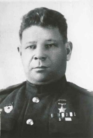 Мемориальная доска Григорию Архиповичу Криволапову