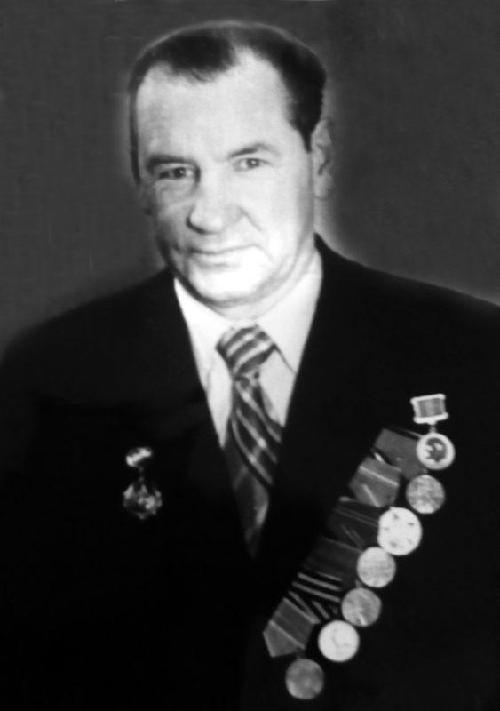 Мемориальная доска Авениру Иосифовичу Лазаревичу