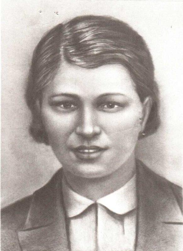 Мемориальная доска Любови Григорьевне Шевцовой