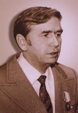 Мемориальная доска Вениамину Исааковичу Сокольскому