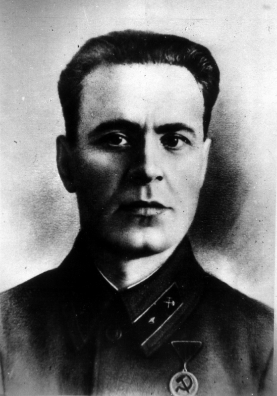 Мемориальная доска Константину Сергеевичу Заслонову