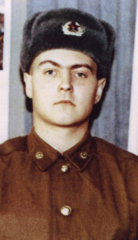 Мемориальная доска Андрею Александровичу Акатьеву